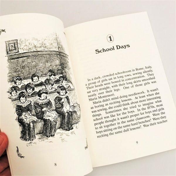 Mammolina: A Story About Maria Montessori