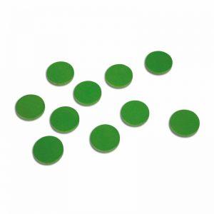 Nienhuis Green Counters Green