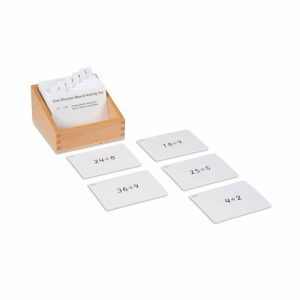 Unit Division Board Activity Set