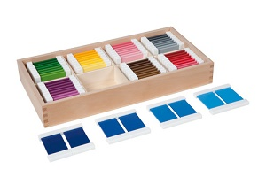 Color Box Of 32 Pairs