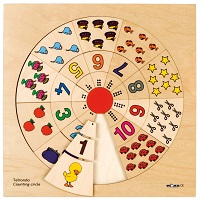 Counting Circle / Educo & Montessori Materials