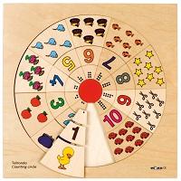 Counting Circle / Educo & Montessori Materials