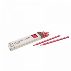 3-Sided Inset Pencils Pink