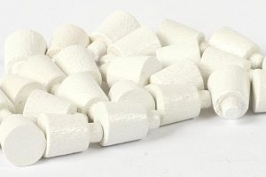 White Knobs: for Maps / Insets / Puzzles - 25