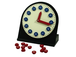 Clock with Movable Hands - Childrens House Range