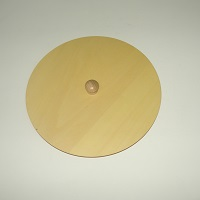 Wooden Circle for Tracing - Childrens House Range