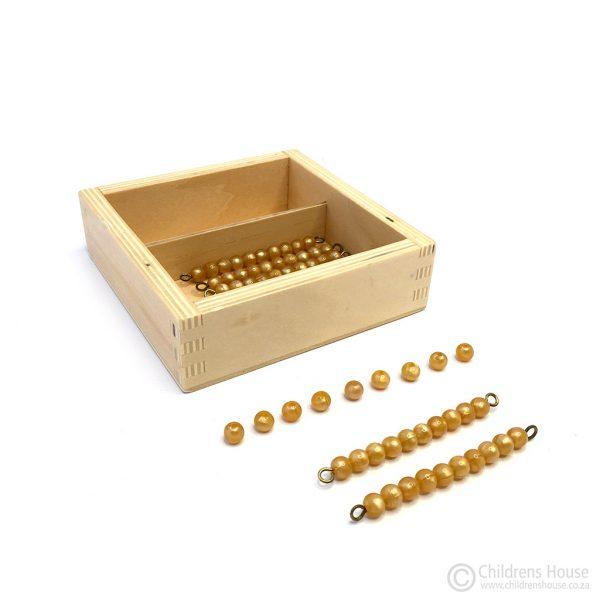 Tens Bead Box