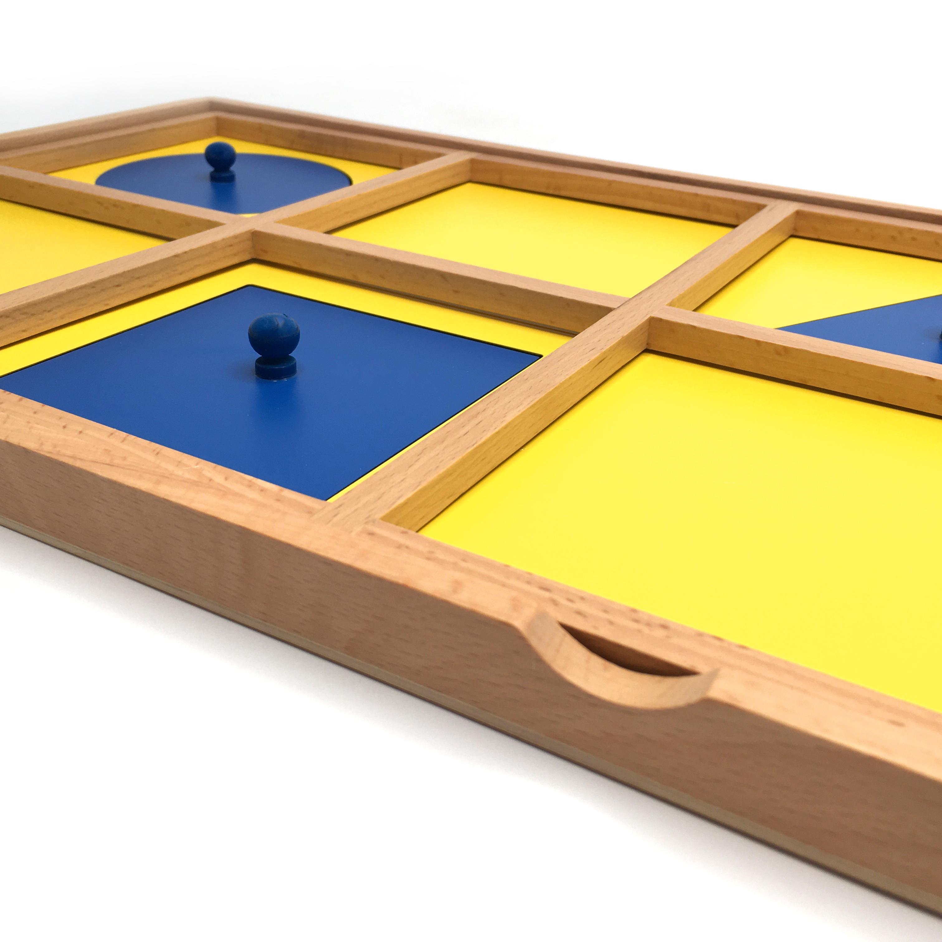 Geometric Demonstration Tray