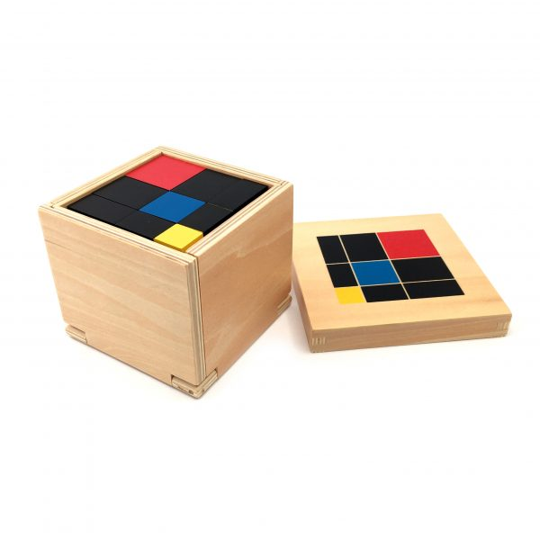 The Trinomial Cube