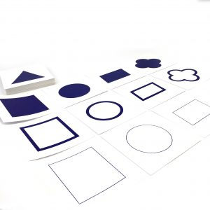 The Geometric Form Cards