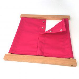 Snap Closure Dressing Frame