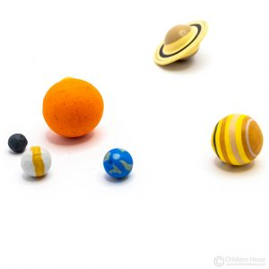 Planets of the Solar System Objects