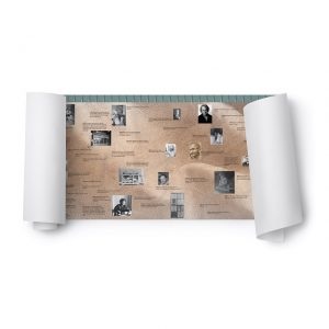 Timeline of Maria Montessori (Display)
