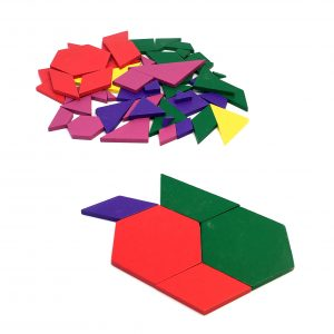 The Set of Tessellations - 57 pcs