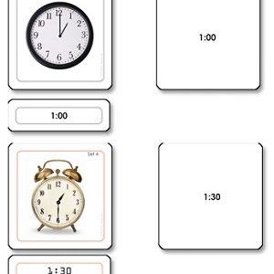Telling Time (Beginning)