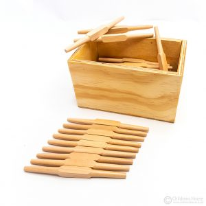 Box for Spindles