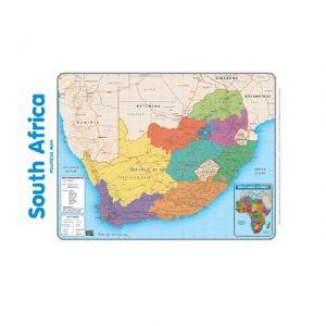 SA Political Map