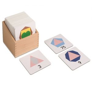 Cards with Multiples : Large
