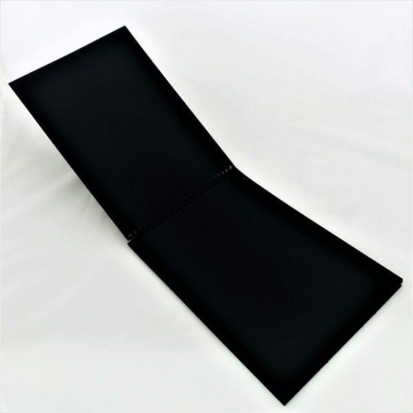 A4 Black Pad