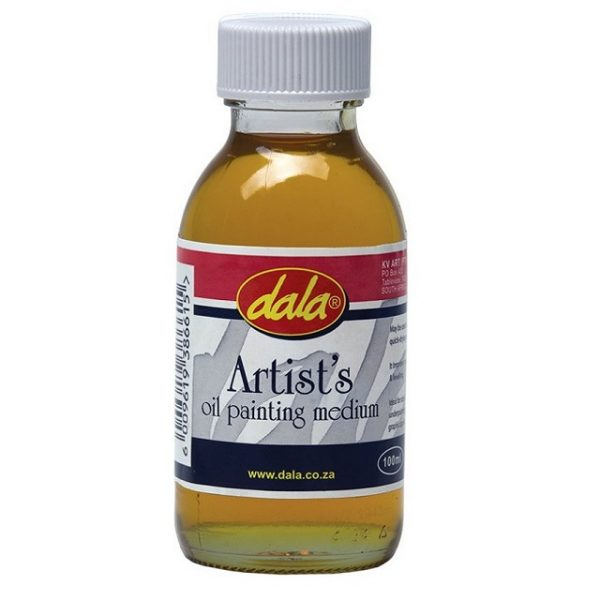 Artists Oil Painting Medium