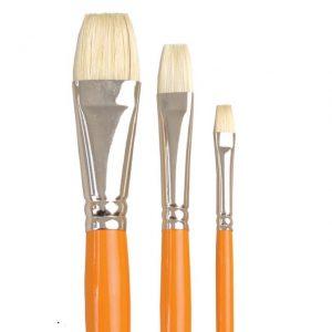 Interlocked Bright Brush - Set 877