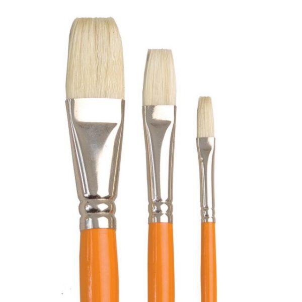 Interlocked Flat Brushes - Set 879