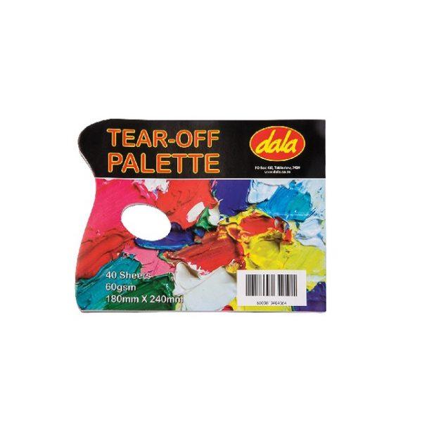 Tear-Off Palette