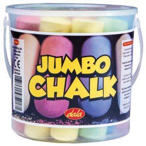Jumbo / Sidewalk Chalk