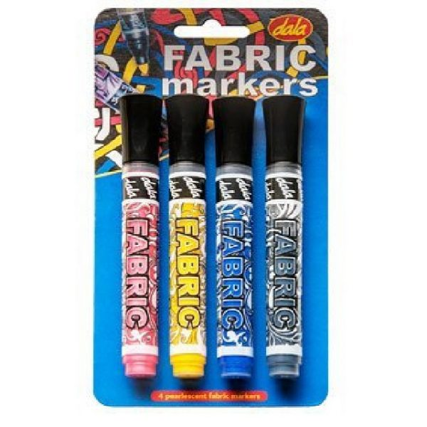 Pearlescent Fabric Markers