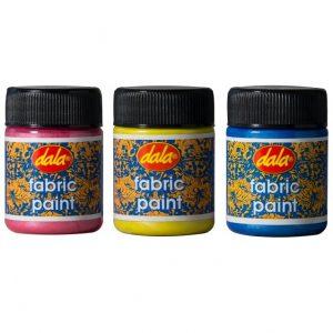 Metallic Fabric Paint