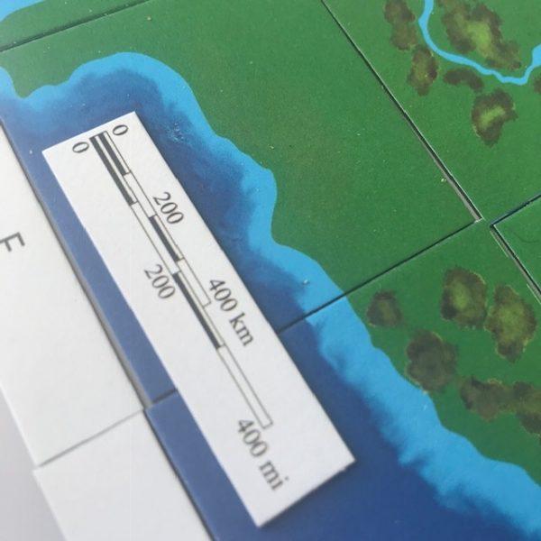 ETC® Map Game