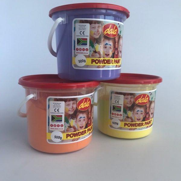 Tempera Powder Paint