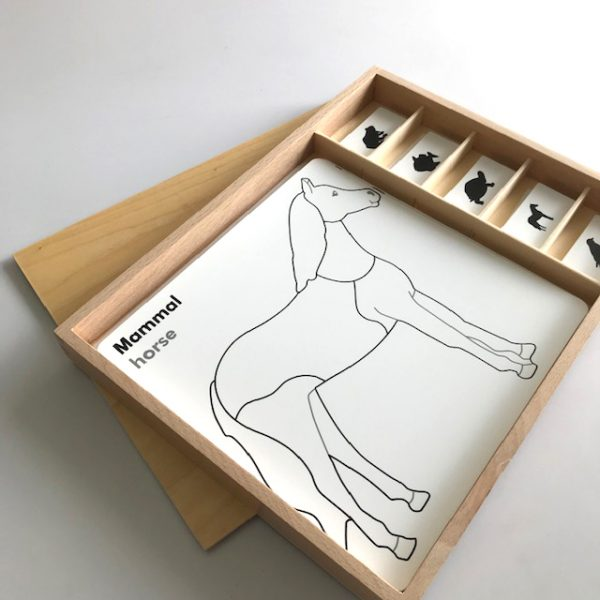 Animal Puzzle Activity Set