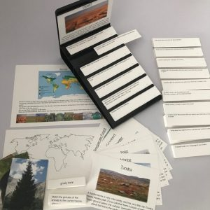 World Biomes Integrated Activities