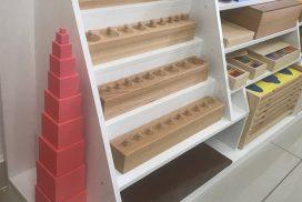 Sensorial 1 Shelves