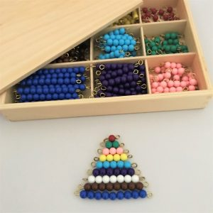 Checker Bead Board - 20 Sets
