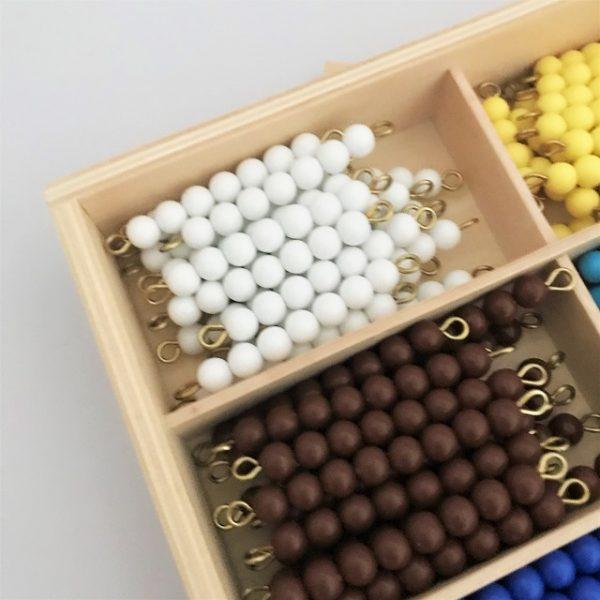 Checker Bead Board - 20 Sets