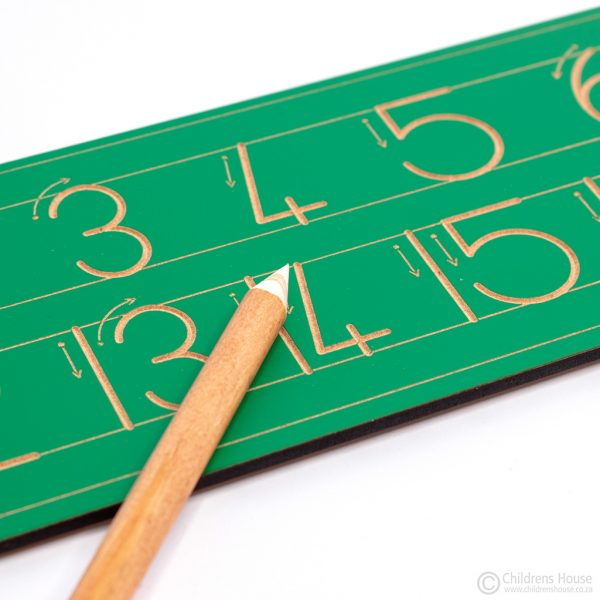 Number Board – Numbers 1 to 20 v3