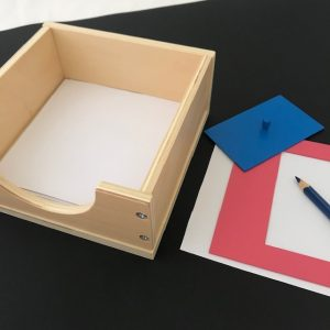 Inset Paper Box