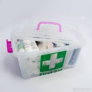 First Aid Kit with Box