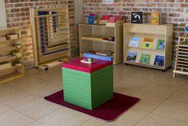 Childrens House - Language Corner