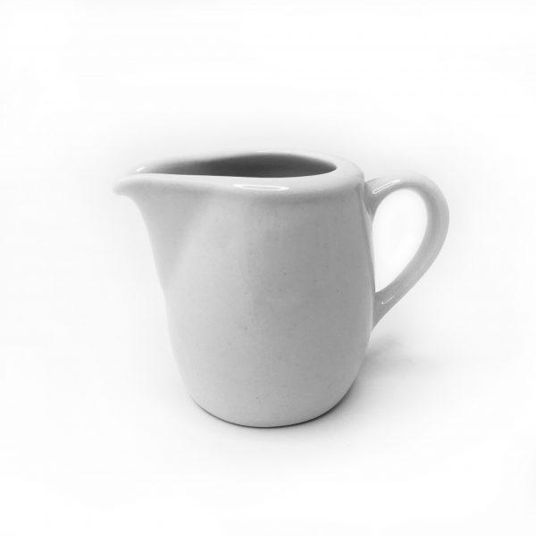 Ceramic Jug - White 50ml