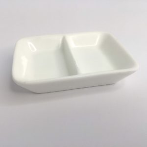 CHP8003 - Divided Ceramic Dish
