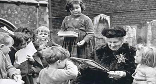 Maria Montessori - Casa dei Bambini
