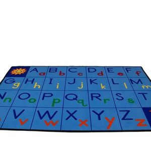 Educational Learning Alphabet Carpet