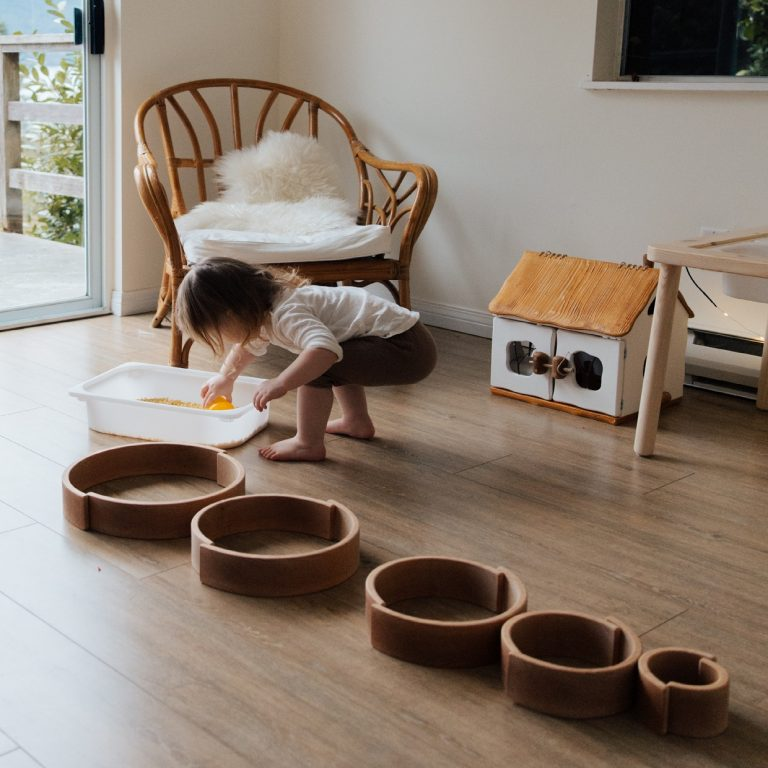 Being Barefoot Benefits Brain Development