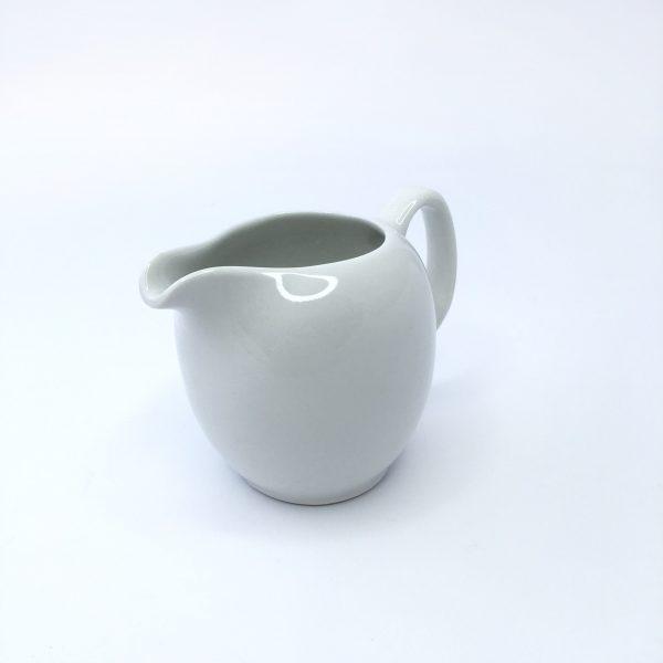 Round Base - Ceramic Jug - White 250ml