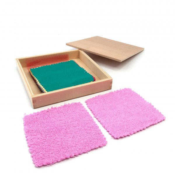 The First Fabric Box 1 - Multicolour