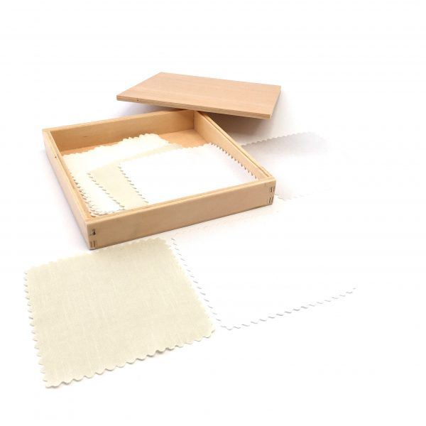 The Second Fabric Box 2 - White