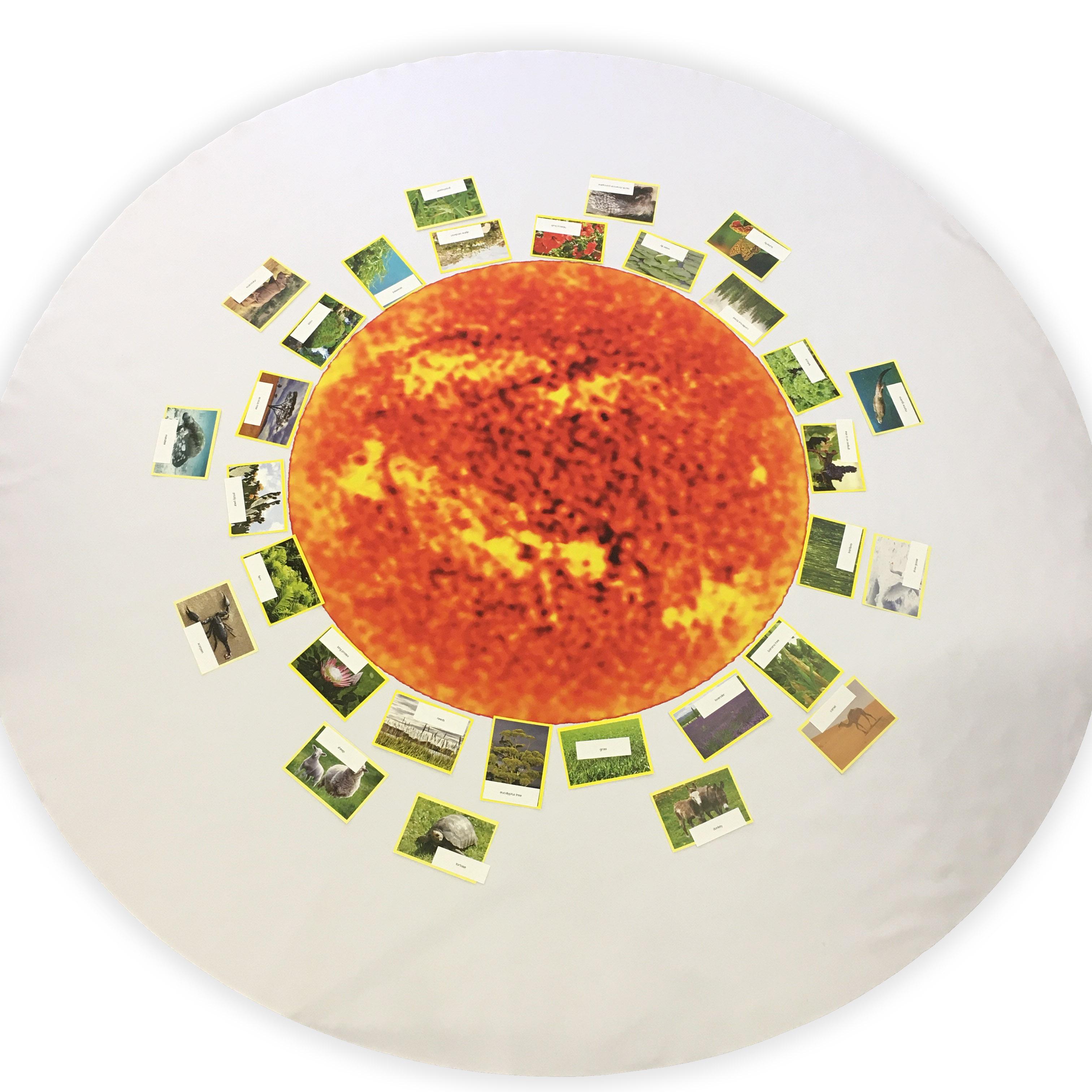 The Montessori Sun Game